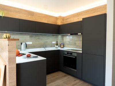 Eine Küche vom Schreiner